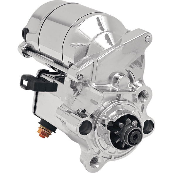 Replacement  Starter - 1986-2020 Harley-Davidson Sportsters - Chrome