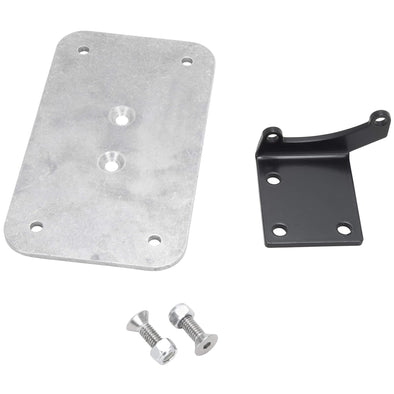 Primary Mount License Plate Bracket - 2004-Up Harley-Davidson Sportsters - Vertical or Horizontal