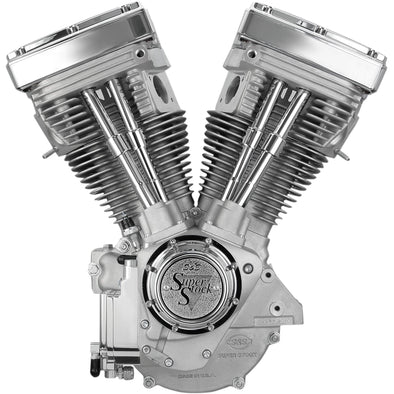 V80 Series Complete Assembled Evo Long Block Engine - Natural