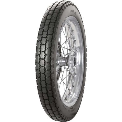 AM7 Safety Mileage MKII 4.00-19 Rear Motorcycle Tire