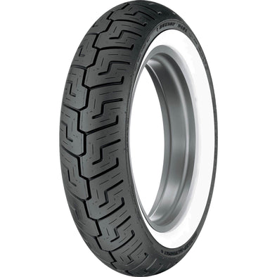 D401 Harley-Davidson 150/80B16 Whitewall Rear Motorcycle Tire