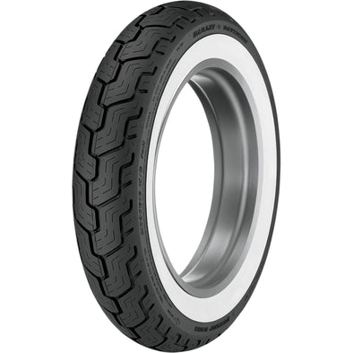 D402 Harley-Davidson MU85B16 Wide Whitewall Rear Motorcycle Tire