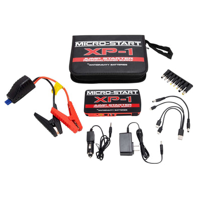 XP-1 Micro Start Jump Starter/Power Supply