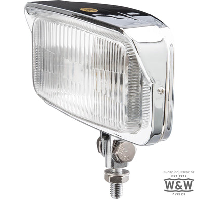 Bates Rectangular Spot Headlight