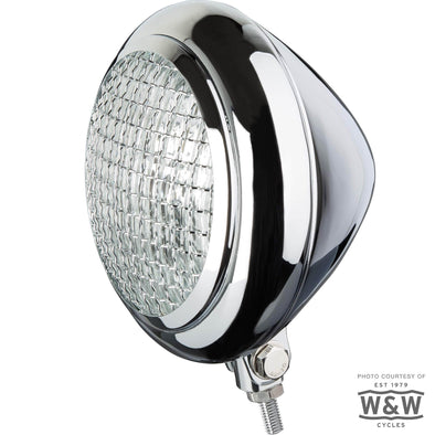 Baja 5-3/4 inch Headlight - Chrome