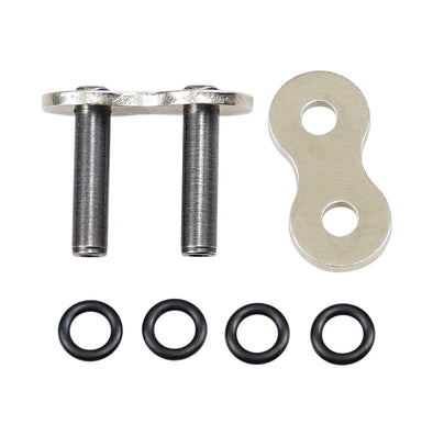 530 Series O-Ring Replacement Rivet Style Master Link - Chrome