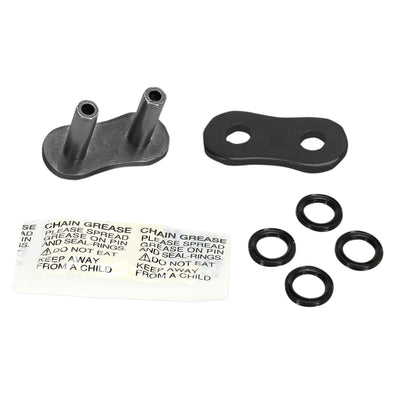 530 ZVX3 Replacement Rivet Style Master Link - Black