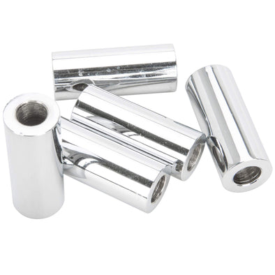 #SPC-054 5/16 ID x 1-1/2 length Chrome Steel Universal Spacer 5 pack