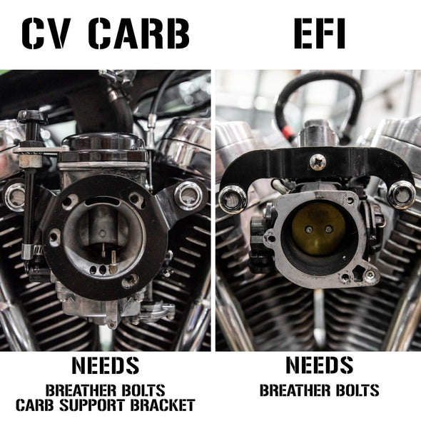 Mini Ham Can Air Cleaner - CV Carb