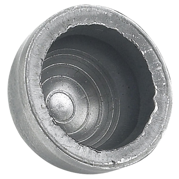 Frame Domed Tubing Caps - 1 inch