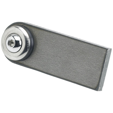 Rubber Mount Finger Tabs - 1/4 inch thick - Aluminum Washer