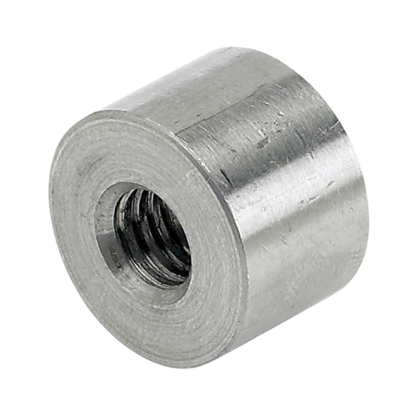 Threaded Stainless Steel Bungs 1/2 inch long - 5/16-18 thread - 4 pack