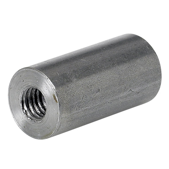 Threaded Steel Bungs 1-1/2 inch long - 3/8-16 thread - 4 pack