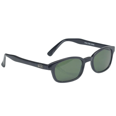 Original Biker Sunglasses - Dark Green Lenses