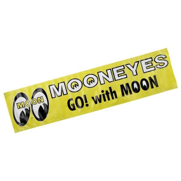 GO! with MOON' Shop Banner