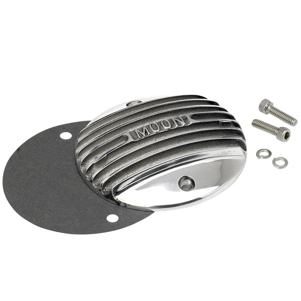Finned Points Cover for Harley-Davidson Sportsters