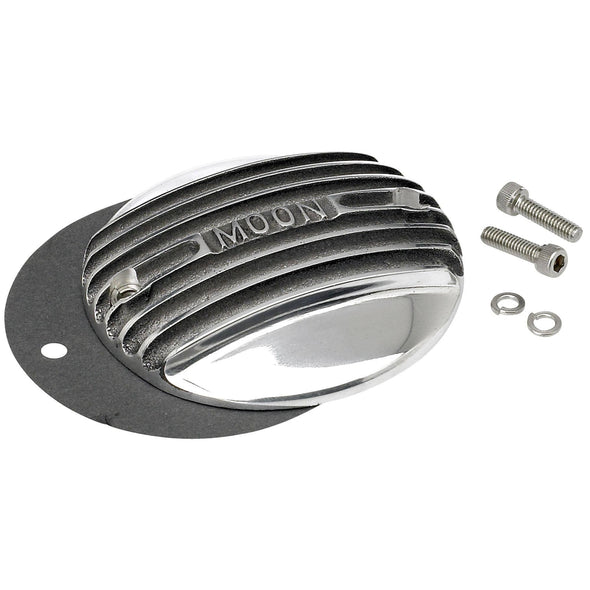 Finned Points Cover for Harley-Davidson Big Twins