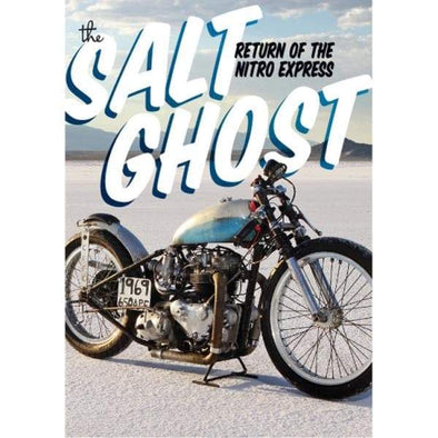 The Salt Ghost: Return of the Nitro Express DVD