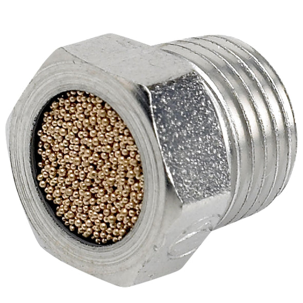 Breather Vent Fitting 1/8 inch NPT
