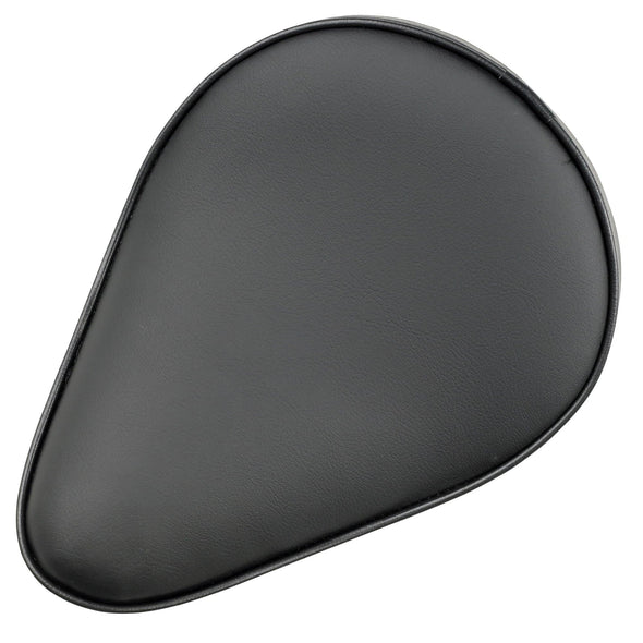 Traditional Solo Seat - Black