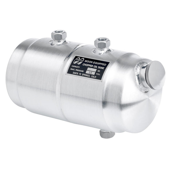 3 quart Traditional Chopper Oil Tank for Harley-Davidson Choppers