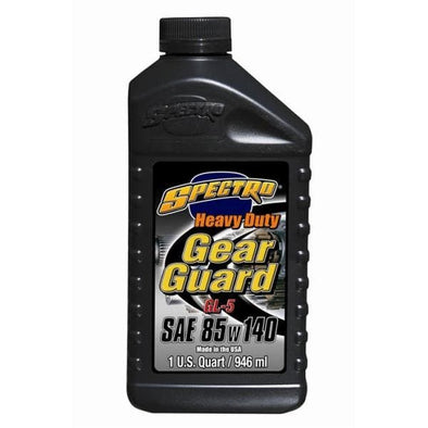 Heavy Duty Gear Guard 85w140 Transmission/Gearbox Oil - 1 qt. Bottle
