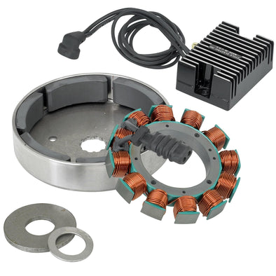 Alternator Kit 32 amp CE-32A - Harley-Davidson Evo Big Twins