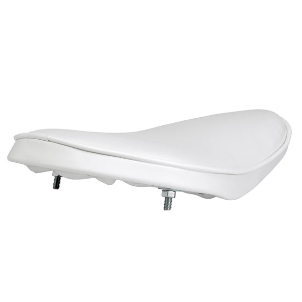 Traditional Solo Seat - White
