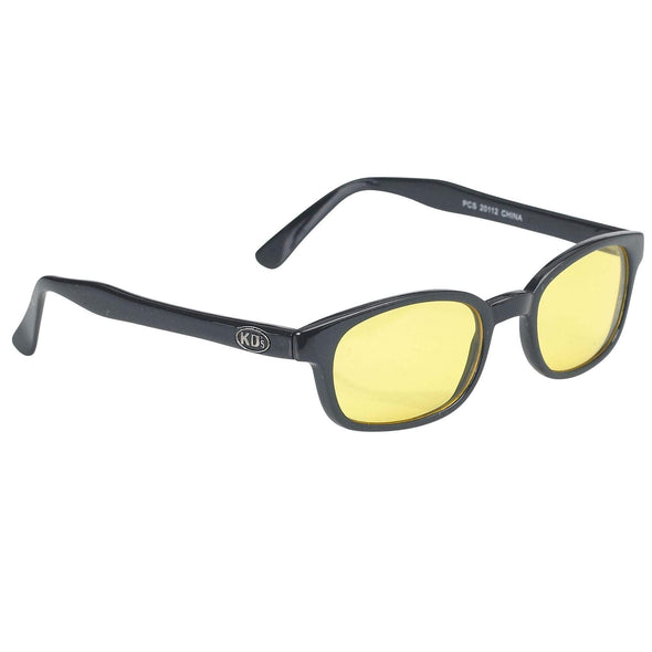 Original Biker Sunglasses - Yellow Lenses