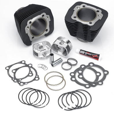 Harley Sportster 883 to 1200cc 1986 - 2019 Black S&S Cycle Big Bore Kit 910-0687