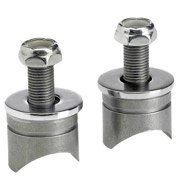 Solo Seat Weld-On Threaded Spring Mounts