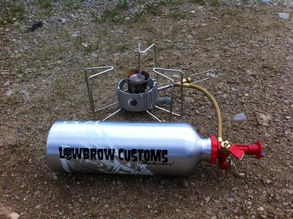Lowbrow Fuel Reserve Bottle