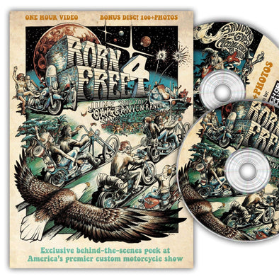 The Official Born Free 4 DVD