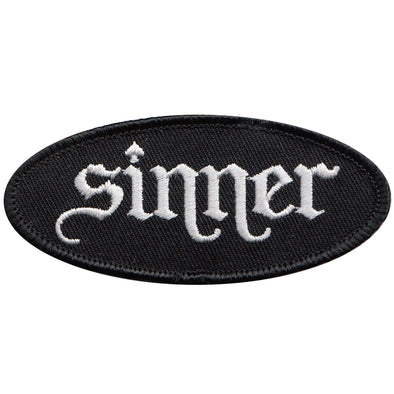 Sinner Patch