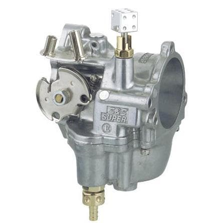 Carb Mounted Petcock for S&S Carburetor