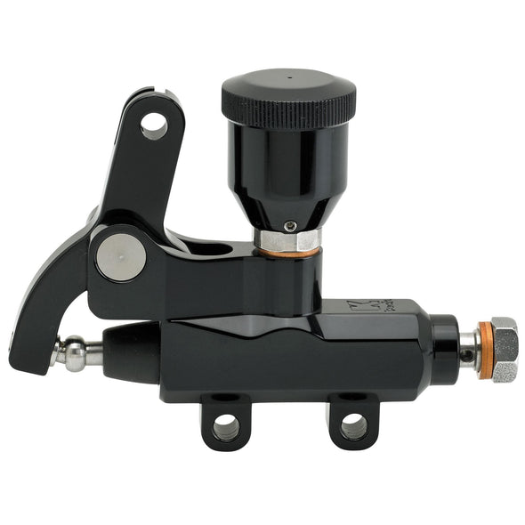 Black Wire / Cable Operated Rear Master Cylinder With Reservoir