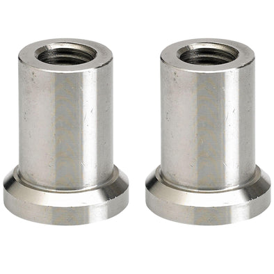 Handlebar Steel Riser Bungs 1/2-13 Threaded - 2 pack