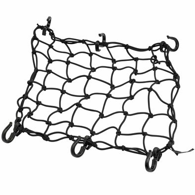 Adjustable Cargo Net- Black