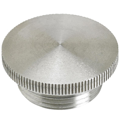 Aluminum Gas / Oil Filler Cap - Unvented