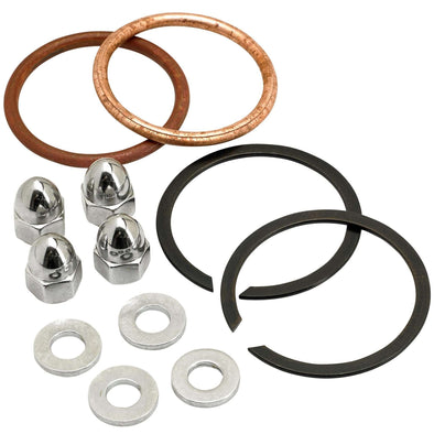 Exhaust Gasket/Mounting Kit for H-D 1984-13 Big Twins and 1986-13 XL