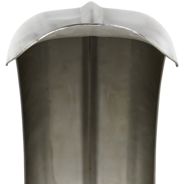 Stingray Ribbed Steel Fender 6 inch Width