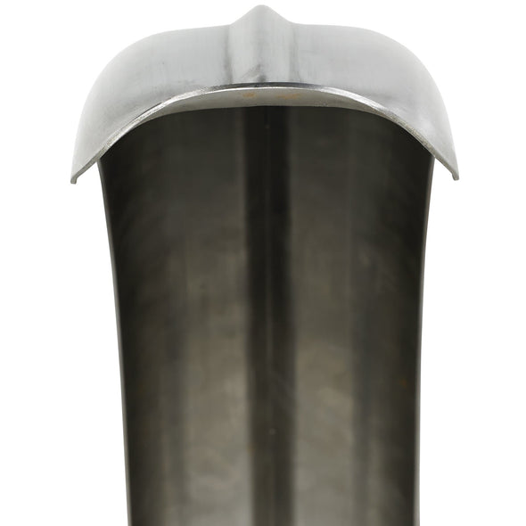 Stingray Ribbed Steel Fender 4-3/4 inch Width
