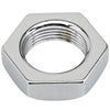 Chrome Rear Axle Spindle Nut - Thin - 500 650 Triumph #37-1282