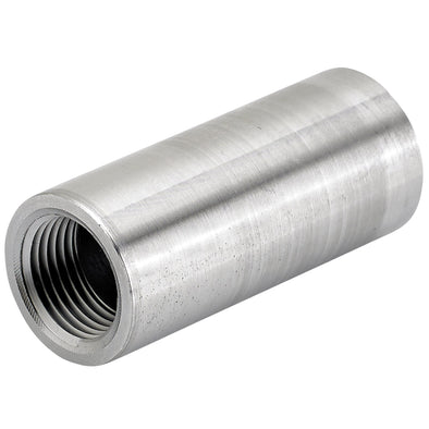 Petcock Bung 3/8 inch NPT Long Frisco Chopper Style - Steel - Weld-In
