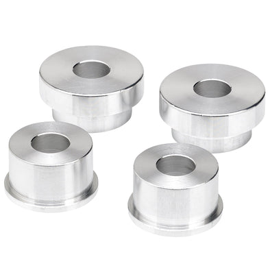 39mm Solid Riser Bushings for Harley-Davidson - Aluminum