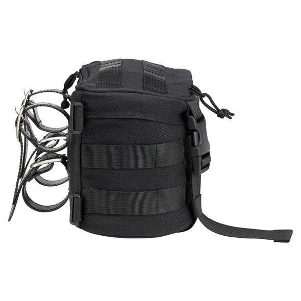 EXFIL-7 Multi-Purpose Motorcycle Bag - Black