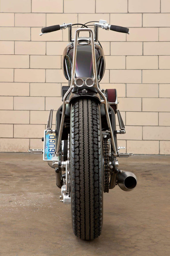 The Traveler DIY Sissy Bar Kit
