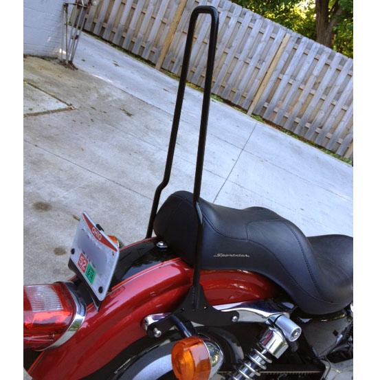The Traveler Bolt On Sissy Bar - 1994-2003 Sportsters