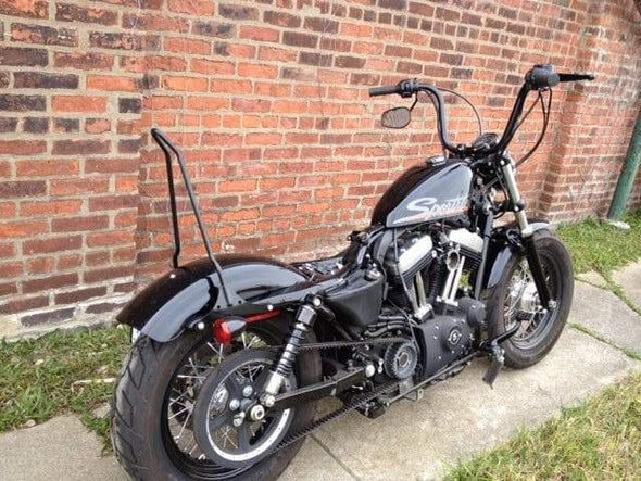 Chopper Bolt On Sissy Bar - 2004 & Up Sportsters