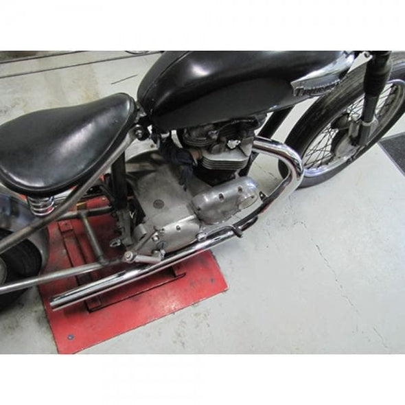 Triumph Upswept Drag Exhaust Pipes